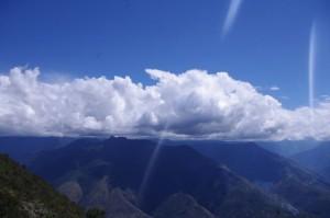 Aussicht von Coroico