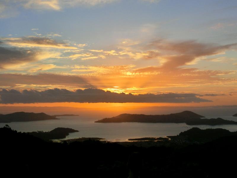 Neuseeland_Sonnenuntergang