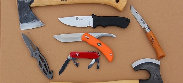 Messer & Axt 4. Teil Zwei Beile