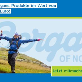 Jetzt mitmachen und tolle Bergans Produkte im Wert von insgesamt 1000,- Euro gewinnen!