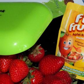 Frozzypack - Der mobile Kühlschrank fürs Büro und unterwegs