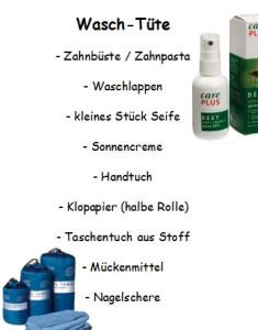 Wasch-Tüte 2