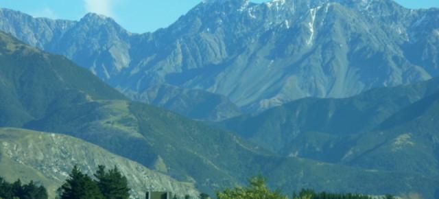 Neuseeland Teil 2: Die Südinsel