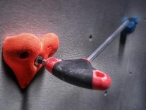 Ein Herz für Schrauben?
