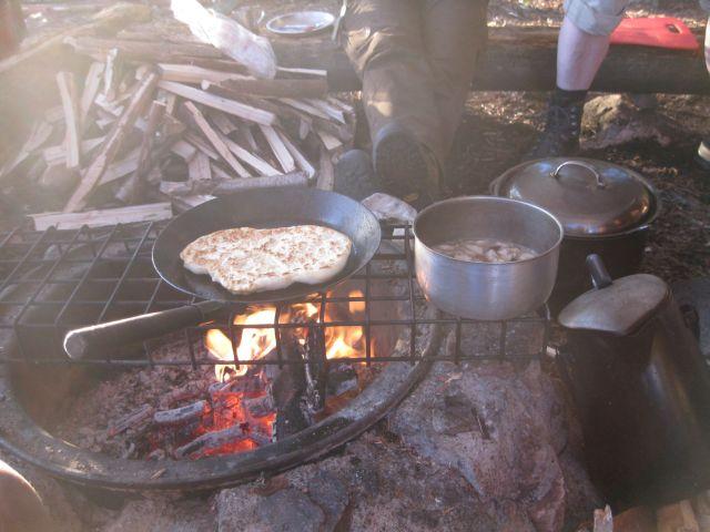 Kanutour-Schweden-Lagerfeuer-Unterwegs-Reisebericht