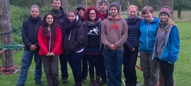 Das Unterwegs Azubi-Camp 2014