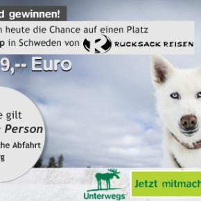 Euer Winter in Schweden - Gewinnt jetzt 10 Tage im Aktivcamp Idre mit Rucksack Reisen!