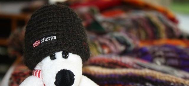 Über 100 Mützen für Unterwegs - Sherpa sagt DANKE