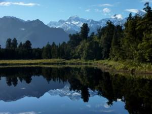 10. Neuseeland_Berge