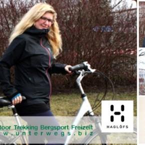 Haglöfs Eclipse Q Jacket - leicht, wasserdicht und perfekt für unterwegs