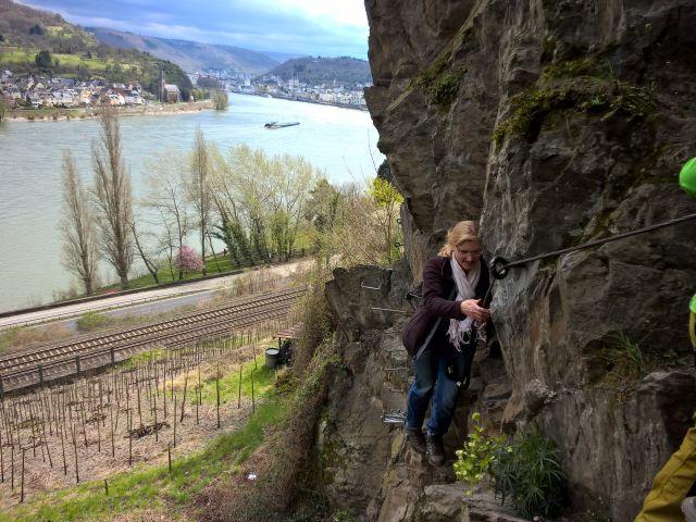 Tipp-Mittelrhein-Klettersteig