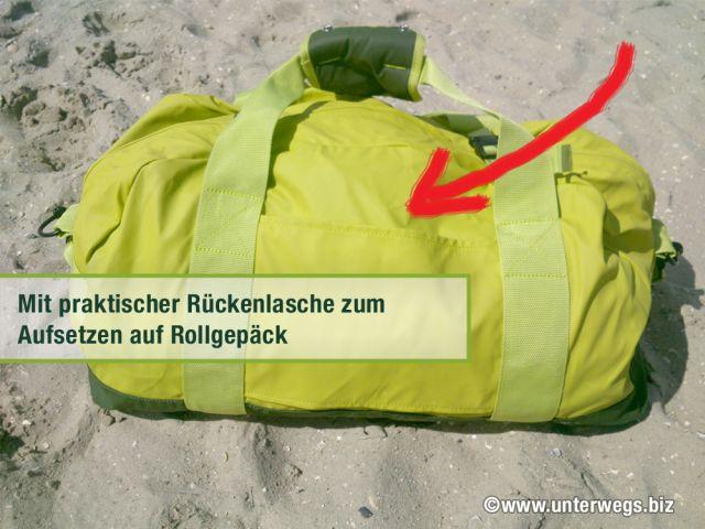 No-matter-what-Duffel-Rueckenlasche-Trollys