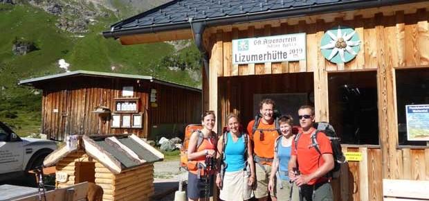 Hüttenwanderung im schönen Zillertal