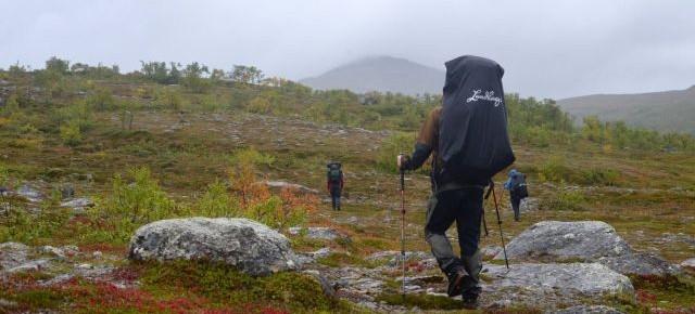 Trekking in Schweden - Eine Schulung der besonderen Art