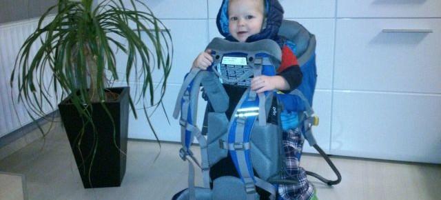 Unabhängigkeit und noch mehr Wanderspaß mit der Kindertrage Kid Comfort 2 von Deuter