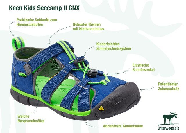 Seacamp-2-CNX-Detailansicht