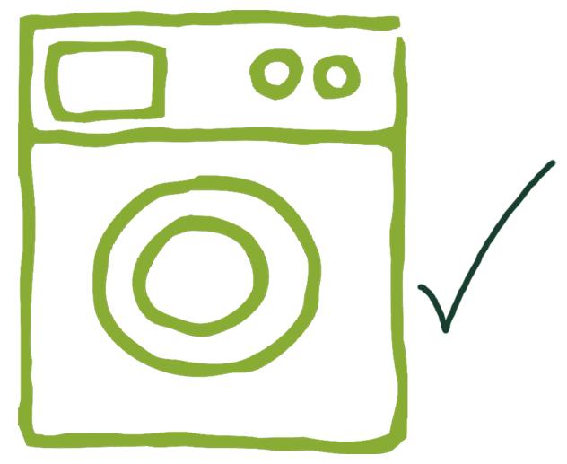 Seacamp-waschmaschinengeeig