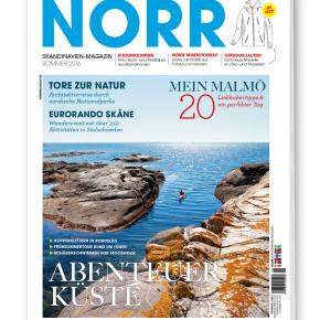 Über 10 Jahre NORR - DAS Magazin für Skandinavien-Fans!
