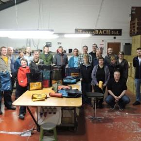 Unterwegs zu Gast beim Hersteller Bach in Irland