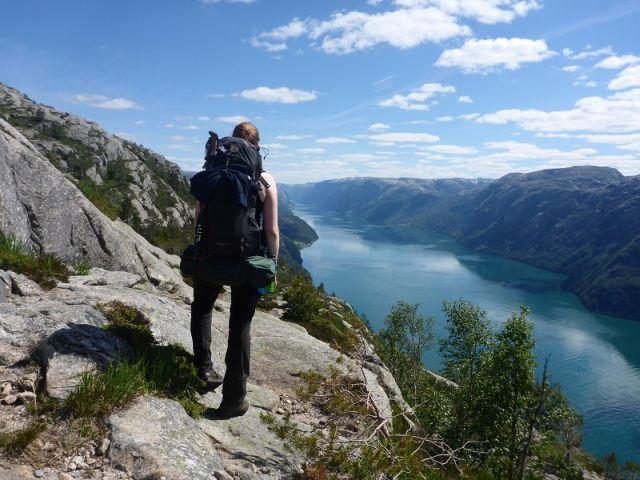 Norwegen-Reisebericht-Unterwegs