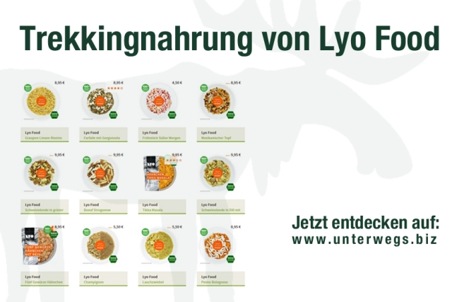 Trekkingnahrung-Lyo-Food