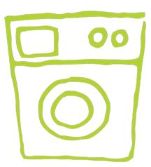Waschmaschine-Outdoor-Tipps