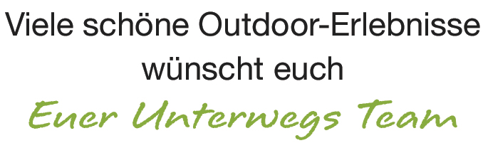Unterwegs Outdoorshop