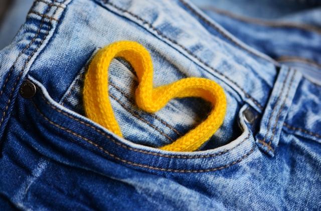 Pilling? Wolle mit Jeans waschen