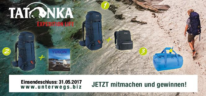 Slider-Tatonka-Gewinnspiel