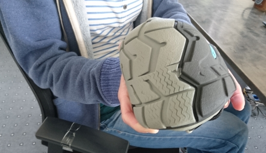 Messerschnitt-Keen-CNX