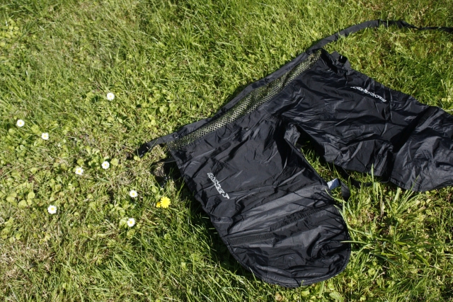 Rainlegs Regenhose Praxistest Produkttest