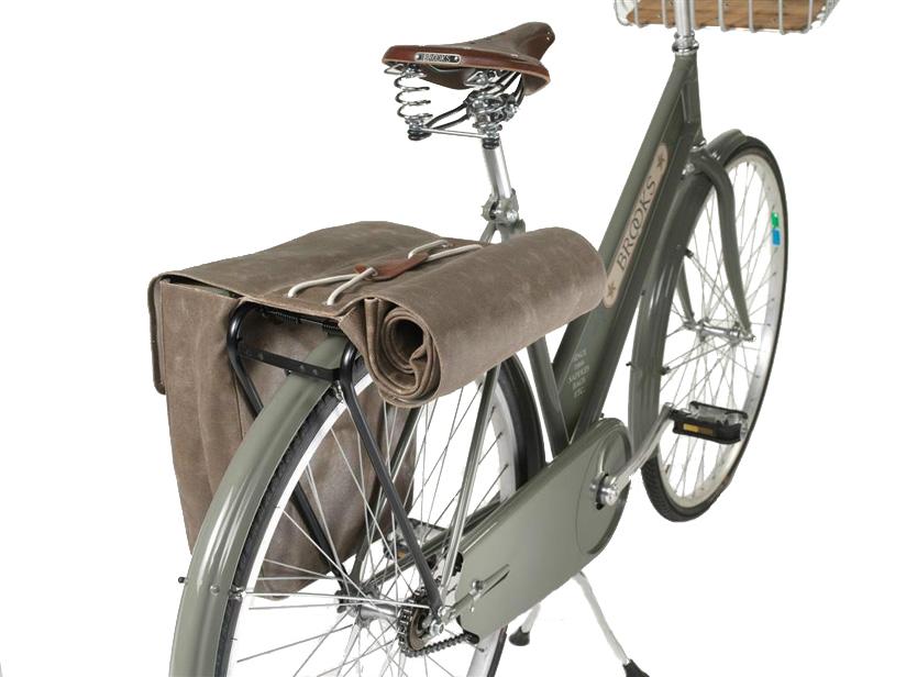 Stylische Radtaschen von Brooks
