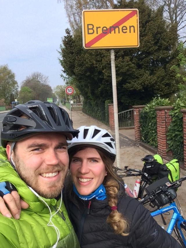 Radtour durch Europa