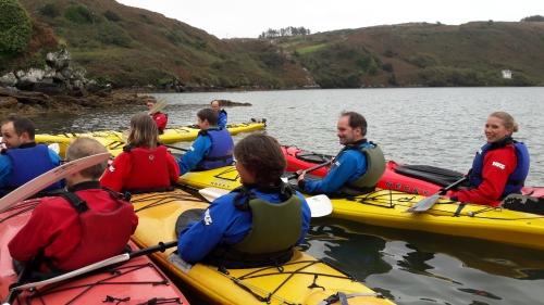 Atlantic Sea Kayaking mit Jim Kennedy