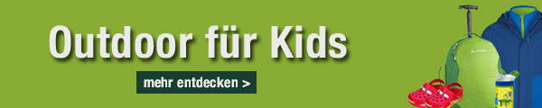 Outdoor für Kids