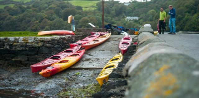 Atlantic Sea Kayaking