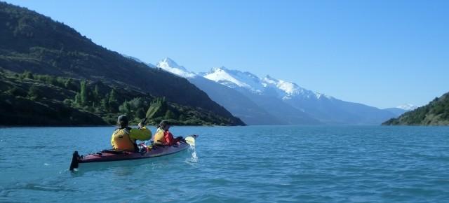 Paddeln in Patagonien