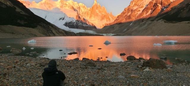 Tolle Aussichten in Patagonien