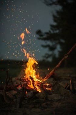 Der perfekte Feuerplatz
