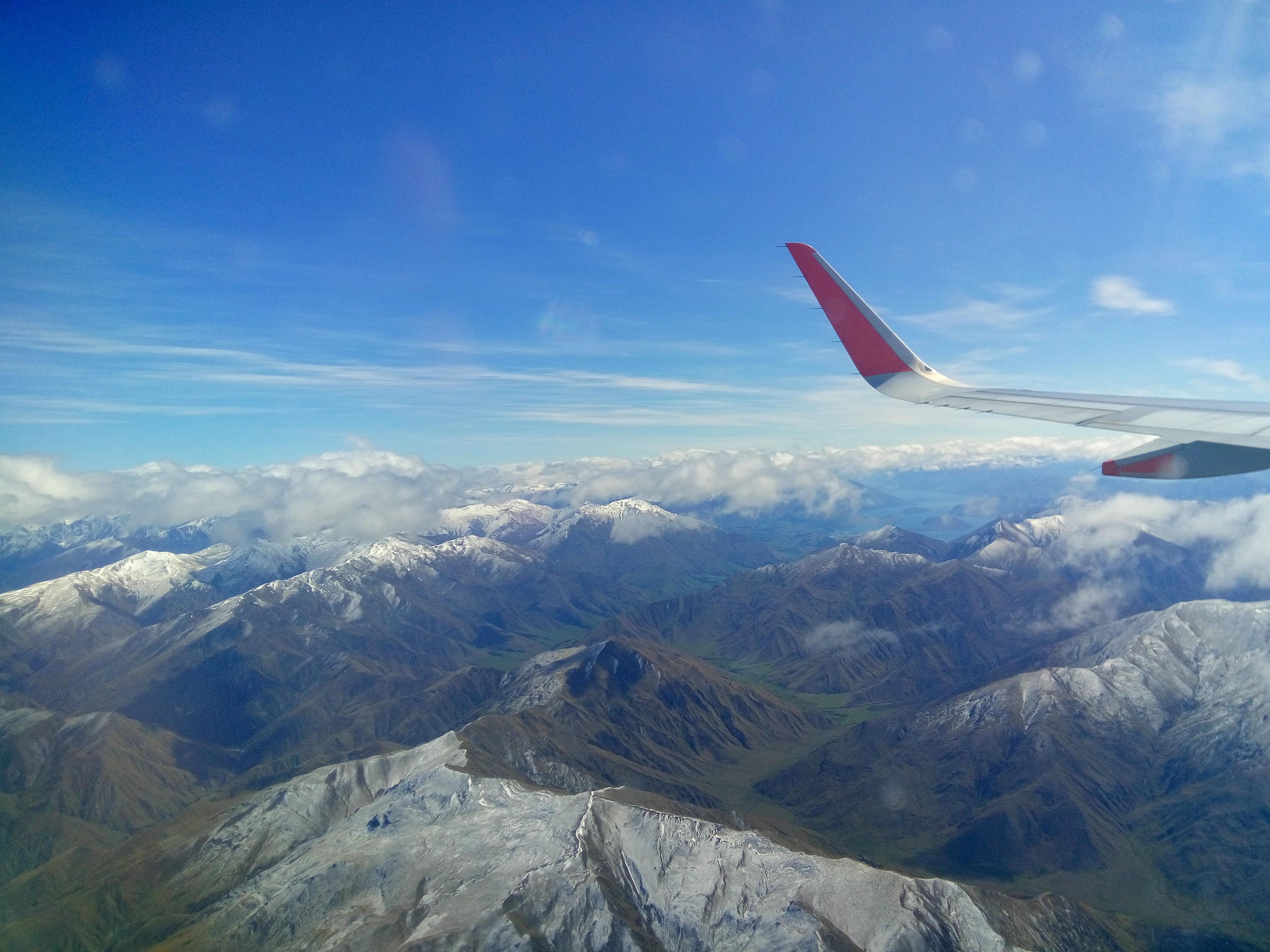 Weltreise: nächster Halt Neuseeland