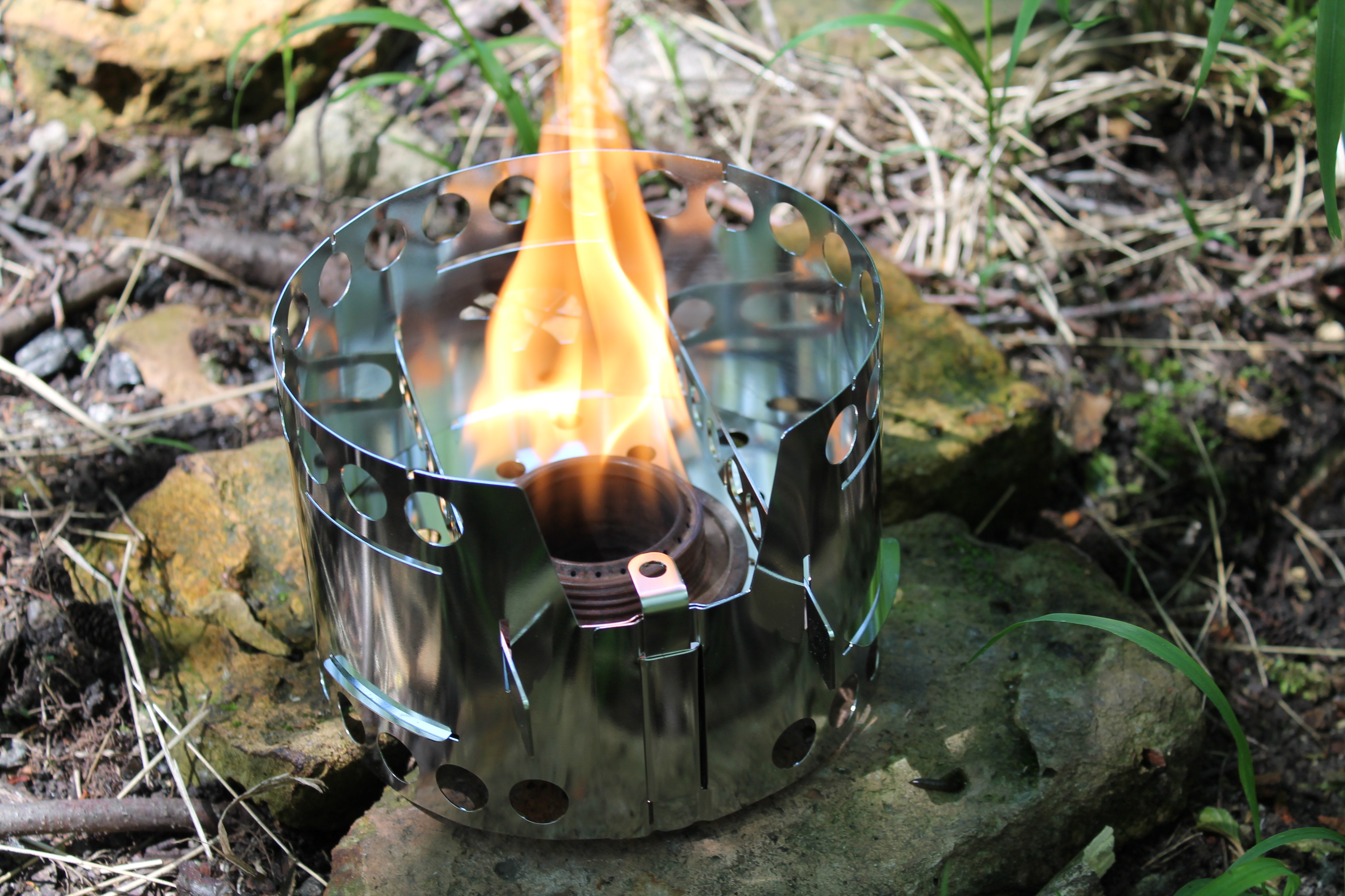 friendstove Wildniskocher mit Spiritus