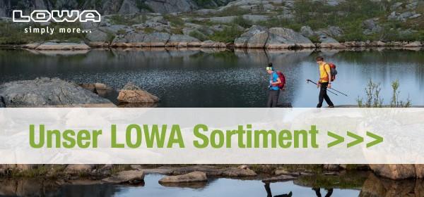 LOWA Sortiment