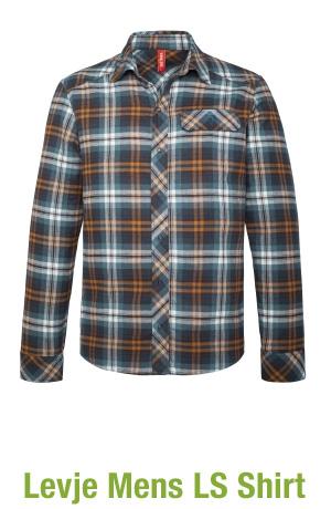 Levje Mens LS Shirt