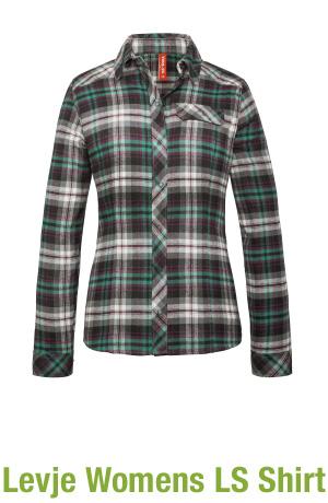 Levje Womens LS Shirt