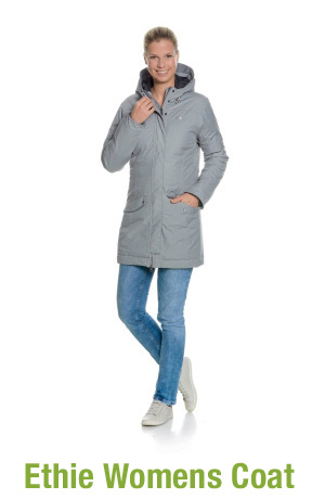 Ethie Womens Coat