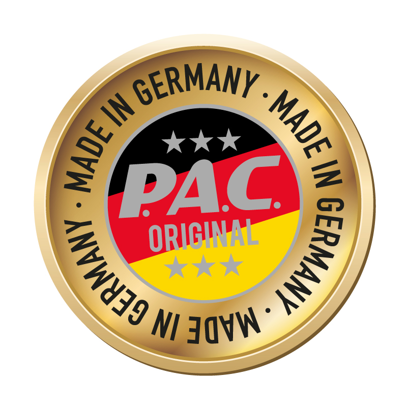 P.A.C. Original Siegel Made in Germany