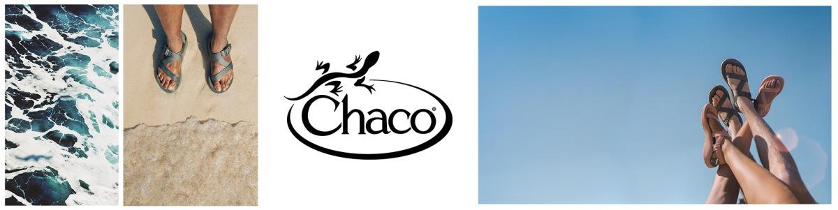 Chaco Sandalen bei Unterwegs