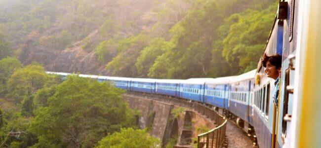 Interrail Reisen Teaser