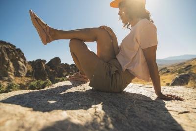Chaco Womens Sandale