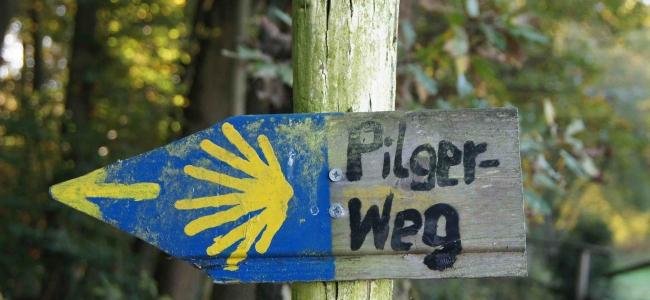 Beitragsbild Pilgerweg